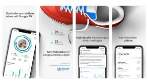 Google Fit auf iOS©Apple / Google