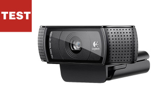 Logitech HD Pro C920 im Test©LOGITECH, COMPUTER BILD