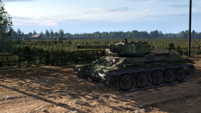Steel Division 2 ©Eugen Systems