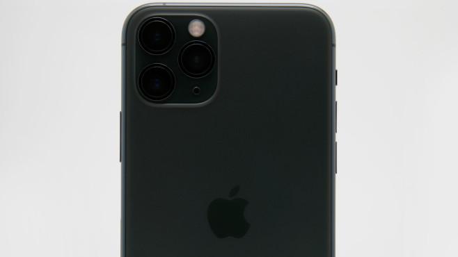 iPhone 11 Pro in der Nahaufnahme©COMPUTER BILD