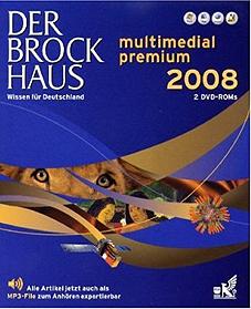 Das Brockhaus Multimedia-Lexikon enthält alle Text als MP3-Datei