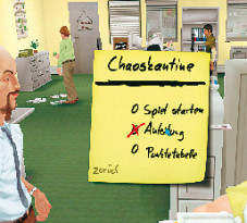 Stromberg Buro Ist Krieg Test Review Actionspiel Fur Pc