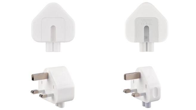 Netzteilstecker-Adapter von Apple©Apple