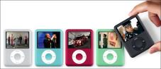 Apple: iPod- und iPhone-Hersteller mit Rekord-Geschäftszahlen Apple-Chef Steve Jobs ist sich sicher: Die iPods werden einer der Renner im Weihnachtsgeschäft.