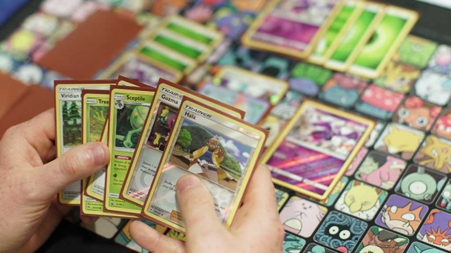 TCG auf den Pokémon-Internationalmeisterschaften in Berlin © The Pokémon Company