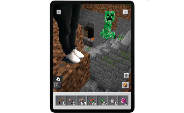 Minecraft Earth © Microsoft