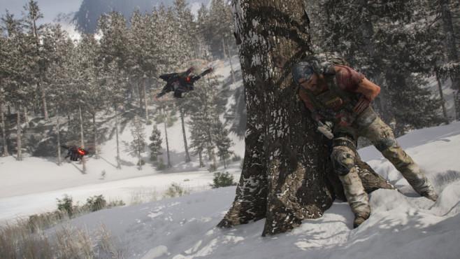 Ghost Recon – Breakpoint: Infos, Trailer & Vorschau Die Wolves haben die bessere echnologie, die Ghosts den Willen.©Ubisoft