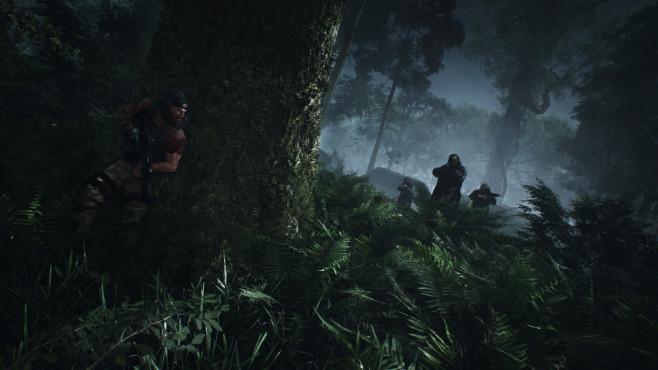 Ghost Recon – Breakpoint: Infos, Trailer & Vorschau Immer wieder treffen Sie in der freien Welt auf feindliche Patrouillen.©Ubisoft