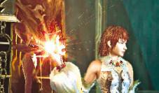 Enchanted Arms: Mit dem Zauberstab bringen Sie Licht ins Dunkel.