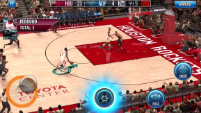 NBA 2K Mobile Basketball (Android-App)