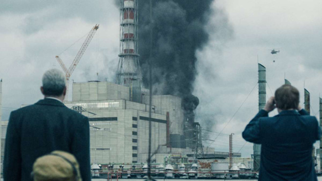 Chernobyl Serie auf Sky©Sky/HBO