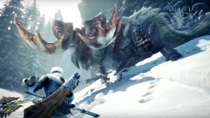 Monster Hunter World – Iceborne © Capcom