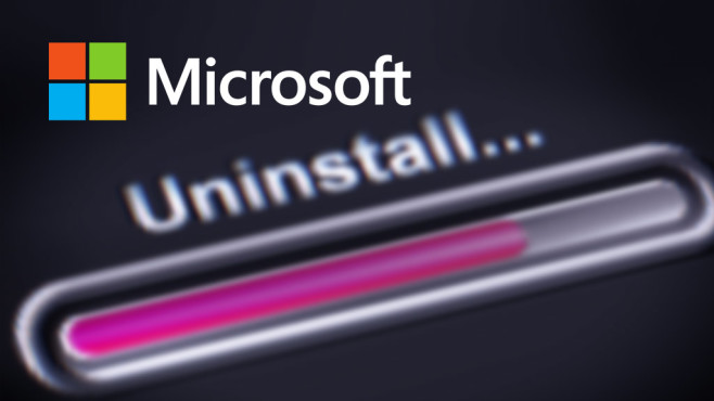 Uninstall©Microsoft, Pavel Ignatov-Fotolia.com