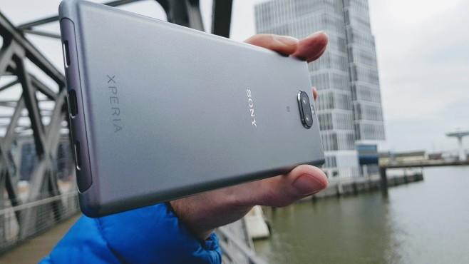 Sony Xperia 10 Plus ©COMPUTER BILD/Michael Huch