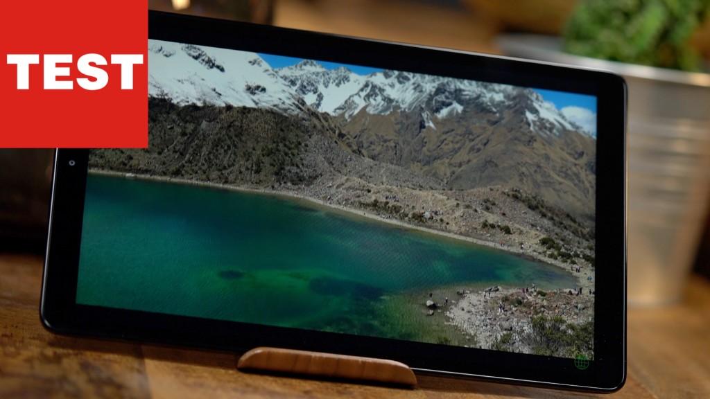 Neuauflage Samsung Galaxy Tab A 10 1 2019 Im Test