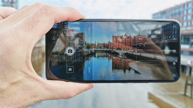 Huawei P Smart Z©COMPUTER BILD/Michael Huch