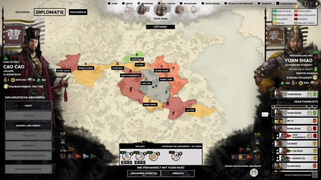 Total War – Three Kingdoms © Sega