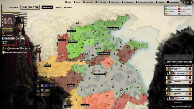 Total War – Three Kingdoms©Sega