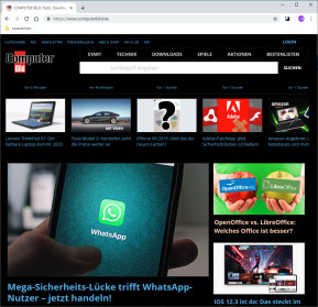Super Dark Mode für Chrome