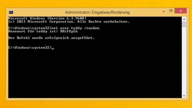 Gefährliche CMD-Befehle: Windows-Kniffe zum Fürchten©COMPUTER BILD