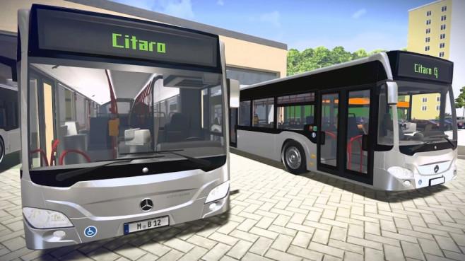 Bus-Simulator©Astragon