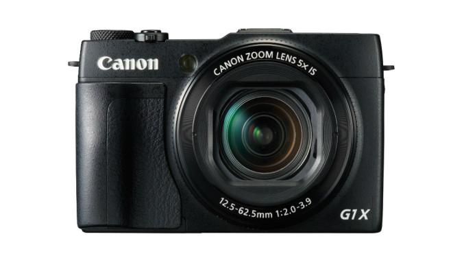 Canon PowerShot G1 X Mark II (Altes Testverfahren bis 2015) ©Canon