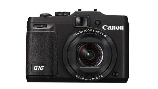Canon PowerShot G16 (Altes Testverfahren bis 2015) ©Canon