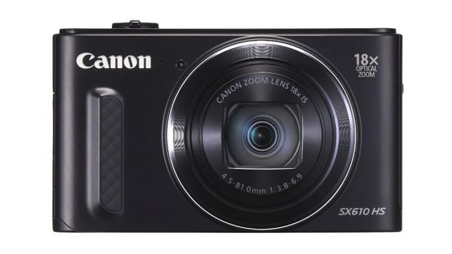 Canon PowerShot SX610 HS (Altes Testverfahren bis 2015) ©Canon