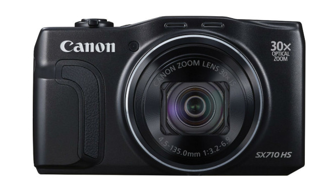 Canon PowerShot SX710 HS (Altes Testverfahren bis 2015) ©Canon