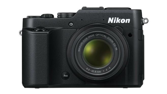 Nikon COOLPIX P7800 (Altes Testverfahren bis 2015) ©Nikon