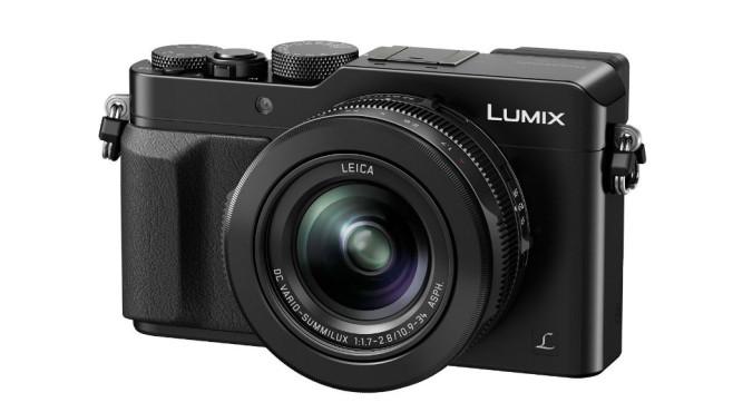 Panasonic Lumix DMC-LX100 (Altes Testverfahren bis 2015) ©Panasonic