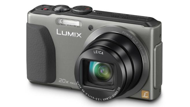 Panasonic Lumix DMC-TZ41 (Altes Testverfahren bis 2015) ©Panasonic