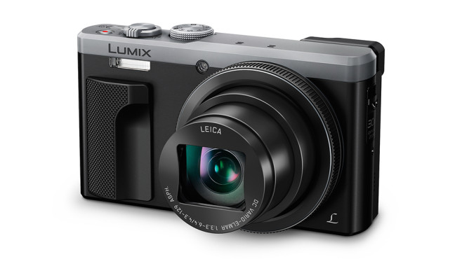 Platz 5: Panasonic Lumix TZ81 ©Panasonic