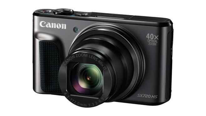 Platz 9: Canon Powershot SX720 HS ©Canon
