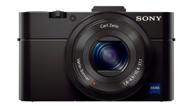 Sony Cyber-shot DSC-RX100 Mark II (Altes Testverfahren bis 2015) ©Sony