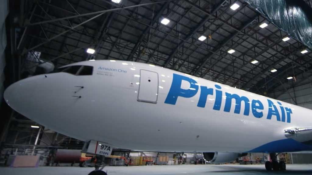Amazon: Online-Händler baut eigenen Flughafen