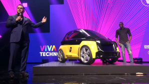Bolt Nano auf der Viva Technology 2019©Bolt / Vimeo / Viva Technology 2019