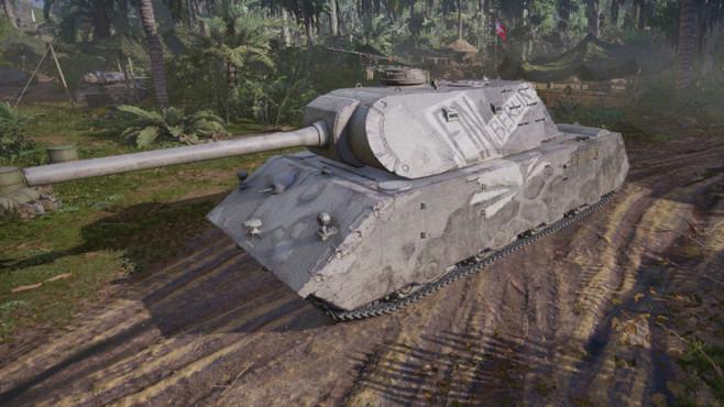 World of Tanks – Mercenaries: Mauerbrecher©Wargaming