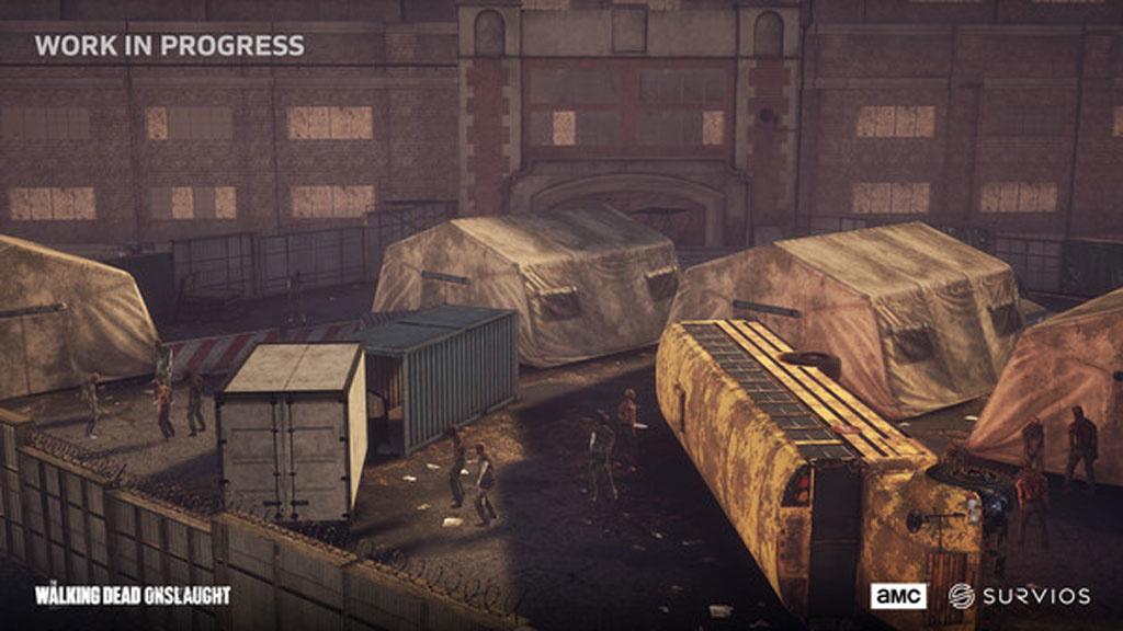 The Walking Dead – Onslaught: Offizielles VR-Spiel kommt