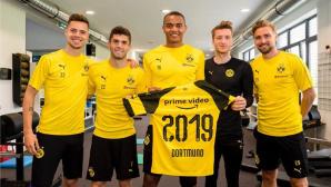 Sport-Dokumentation über Borussia Dortmund©Amazon, Ballspielverein Borussia 09 e. V. Dortmund