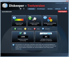 Diskeeper Home