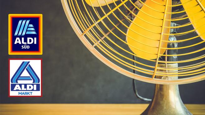 Aldi-Ventilatoren: Preis-Check und Alternativen©iStock.com/juffy, Aldi Nord, Aldi Süd