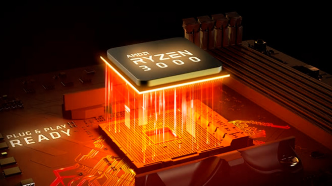 Test: AMD Ryzen 9 3950X©AMD