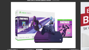 Xbox One S: Fortnite-Edition © Microsoft / winfuture.de