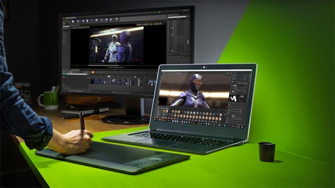 Nvidia Studio Laptops©Nvidia