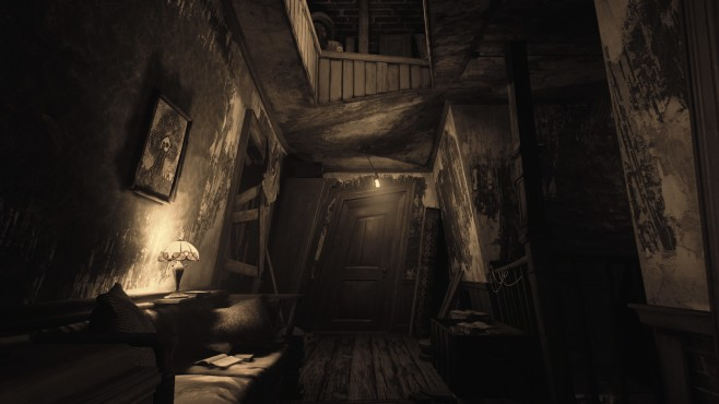 Layers of Fear 2 © Bloober Team