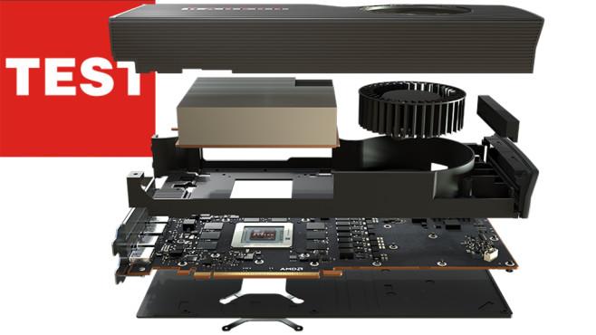 AMD Radeon RX 5700 (XT): Test©AMD