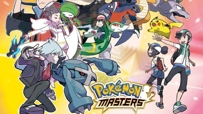 Pokémon Masters©The Pokémon Company