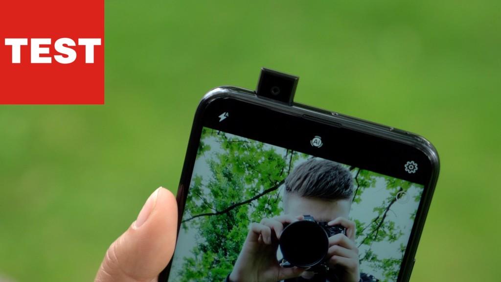 Handy mit ausfahrbarer kamera