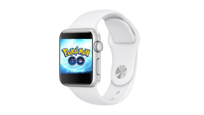 Apple Watch©Apple / Niantic